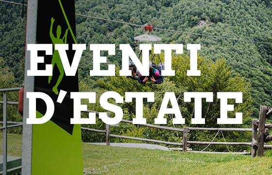 EVENTI D'ESTATE 2018😎